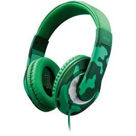 Trust Sonin Kids Headphone jungle camo