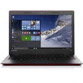 Lenovo IdeaPad 100s-14IBR Red