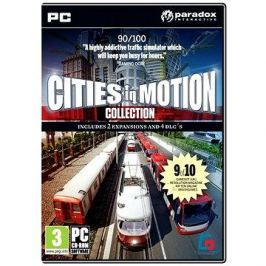 Cities in Motion Collection