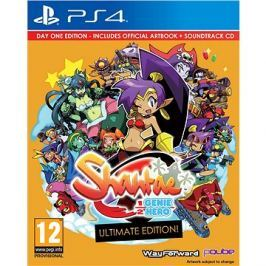 Shantae Half Genie Hero Ultimate Day One Edition - PS4
