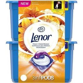LENOR Silk Orchid 3v1 56 ks